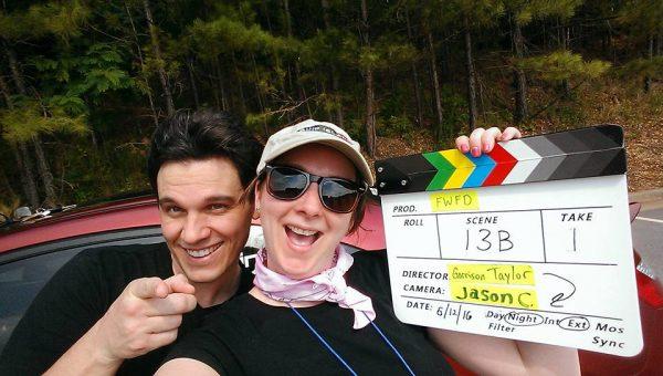 film shoot 10